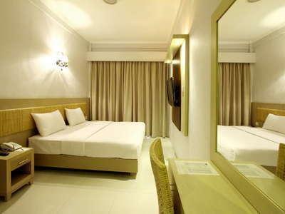 Serela Kuta Bali Kuta Bali - Family Room - Kamar Tidur 2