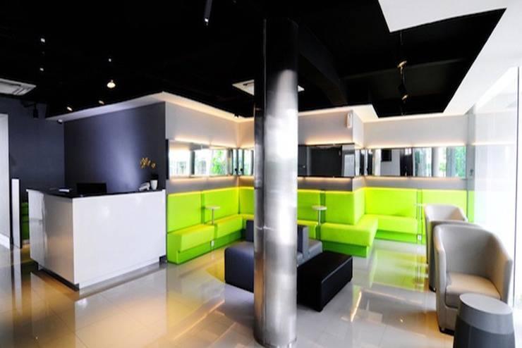 Swift Inn Aeropolis Airport  Tangerang - Lobi