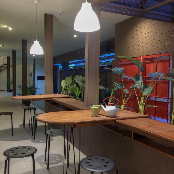 Sapo Bengkurung Homestay Medan - Ruang bersama