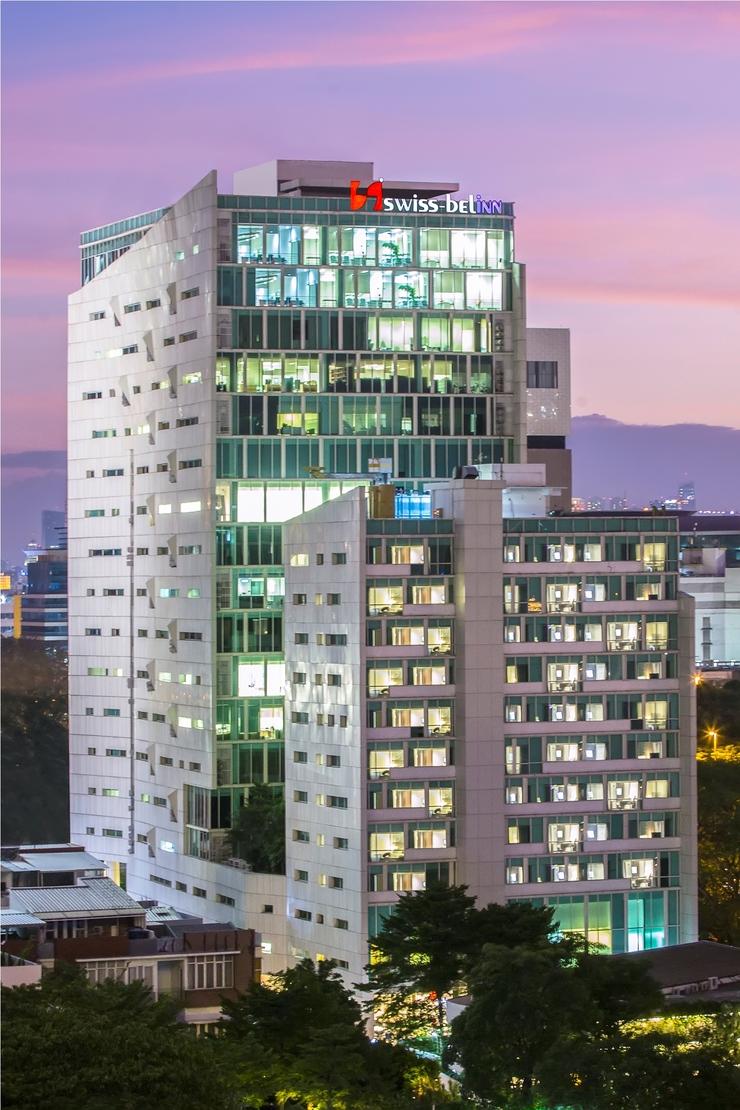 Hotel Swiss-Belinn Kemayoran - new Exterior