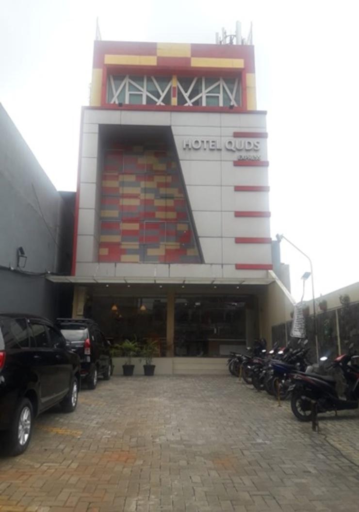 Hotel Quds Express Jakarta - Exterior