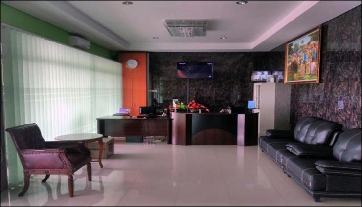 Hotel Amanah Sejahtera Solo - interior
