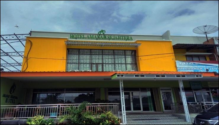 Hotel Amanah Sejahtera Solo - exterior