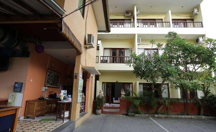 RedDoorz @Pantai Cemara Sanur Bali - Exterior