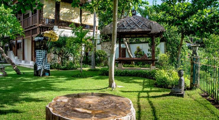 Villa Yasmine By Nakula Management Bali - Taman