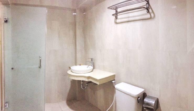 Hotel Grand Rosela Yogyakarta - kamar mandi