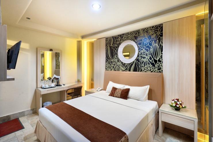 Hotel Grand Rosela Yogyakarta - deluxe room