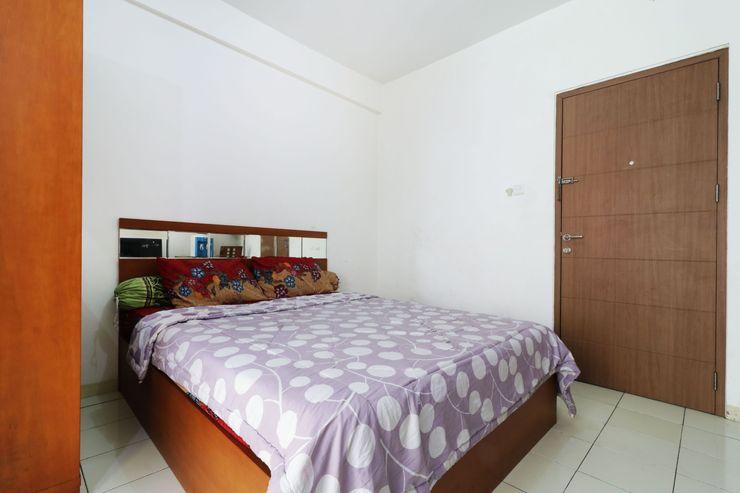 Arrooms Apartment (Margonda Residence 2) Depok - Bedroom
