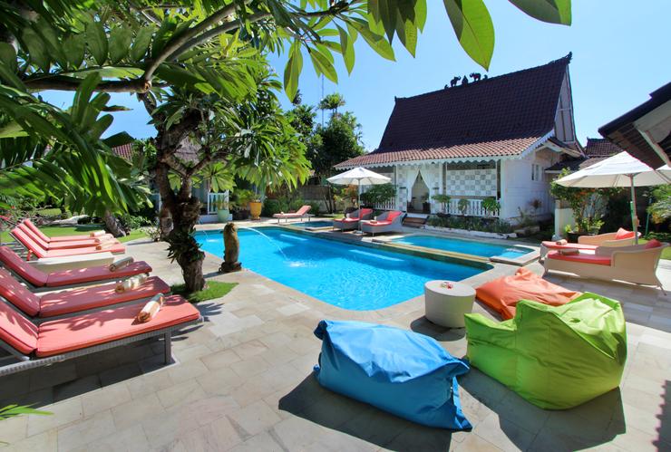Hotel Puri Tempo Doeloe Bali - Pool