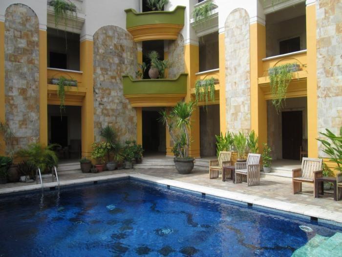 Tinggal Nathan Hotel Bali - Pool