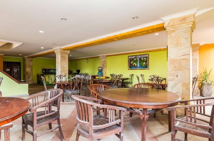 Tinggal Nathan Hotel Bali - Restoran