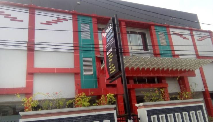 Niraz Guest House Banjarmasin - Eksterior