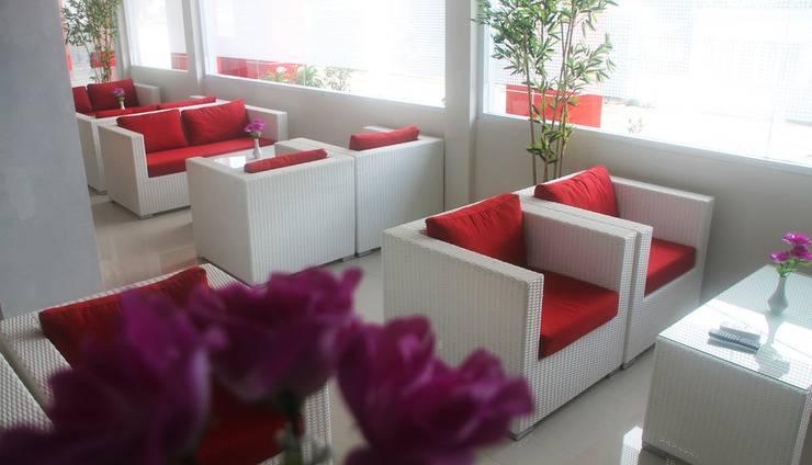 Niraz Guest House Banjarmasin - restaurant