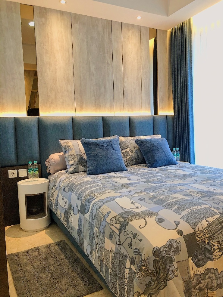 Gold Coast PIK Sea View Apartments By LongeStay Jakarta - Premium Studio