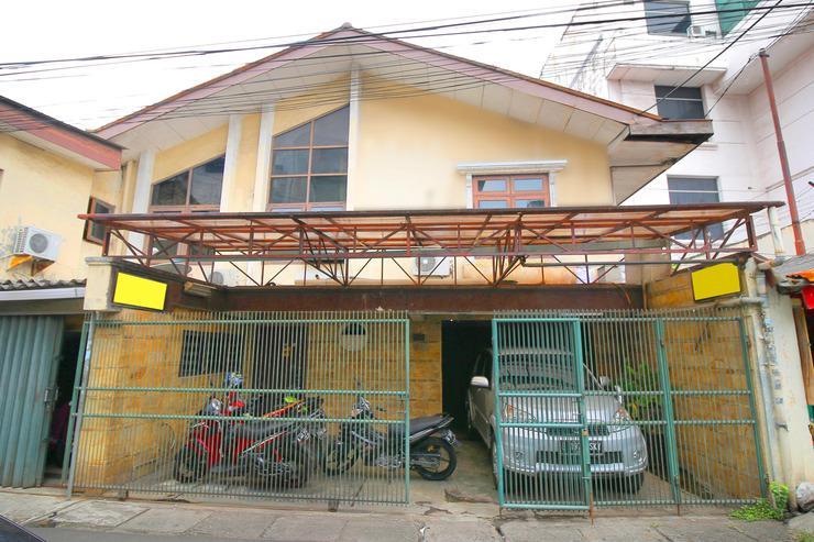 Airy Eco Senen Kramat Kwitang Kecil 149 Jakarta Jakarta - Exterior