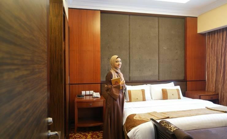 Premier Basko Hotel Padang - Kamar tamu