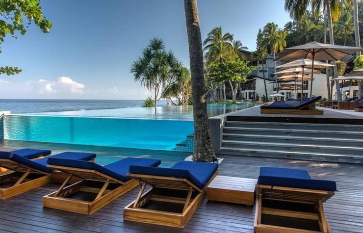 Katamaran Resort Lombok - Fasilitas