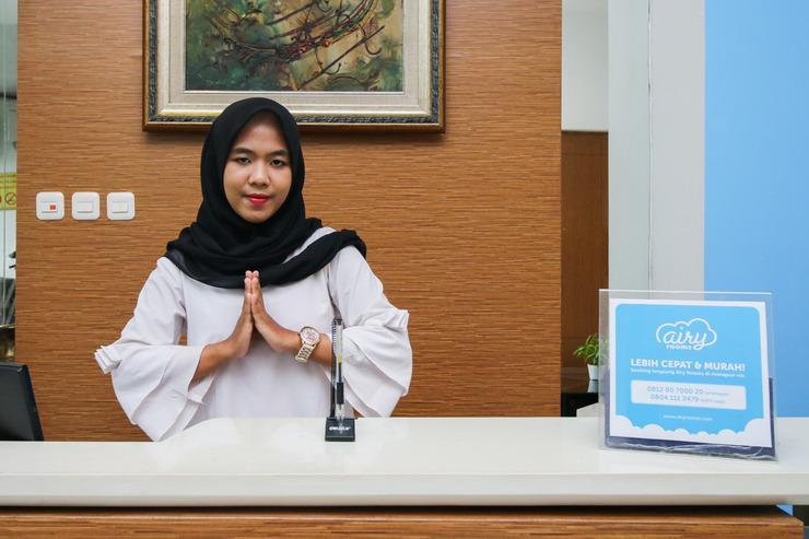 Airy Eco BSD Serpong Lavionda Raya 30 Tangerang - Reception