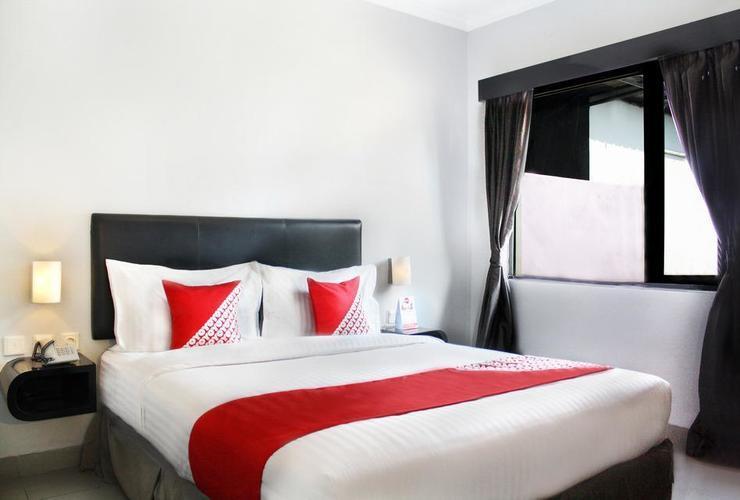 OYO 136 Manggis Inn Near RSU Kecamatan Taman Sari Jakarta - SUPERIOR DOUBLE