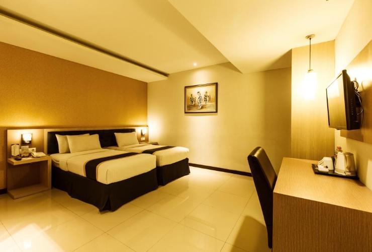 DBest Hotel Pasar Baru Bandung Bandung - Deluxe Twin