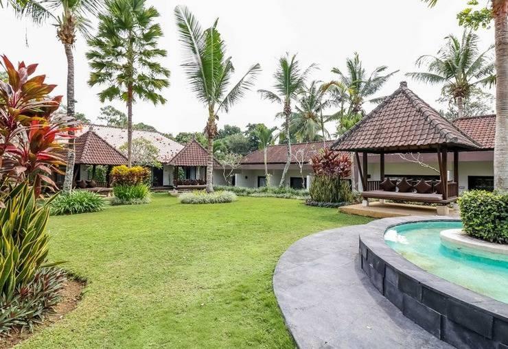 NIDA Rooms Ubud Panestanan Kelod 1507 Bali - Pemandangan Area