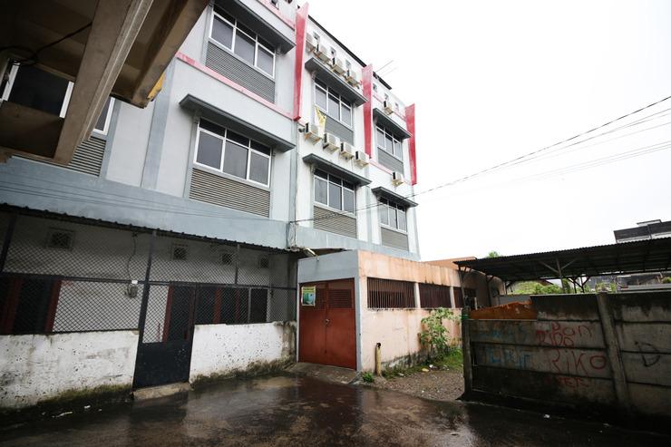 Sky Residence Sayangan Palembang - Hotel Buiding