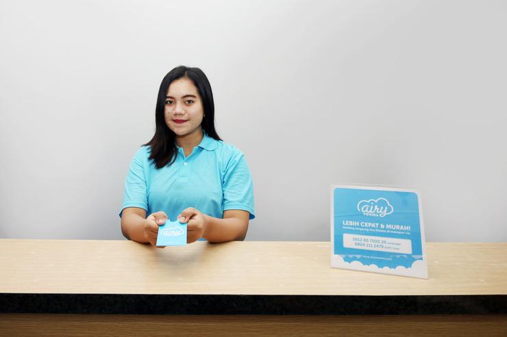 Airy Eco Ilir Timur Satu Sayangan Lorong Ketandan 240 A Palembang - Receptionist
