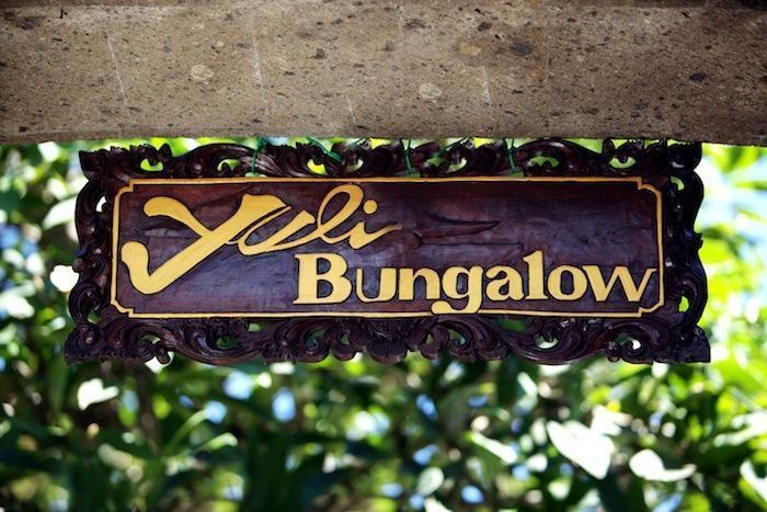 Yuli Bungalows Bali - Tampilan Luar