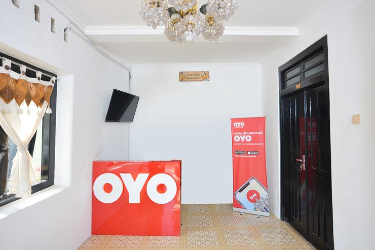 OYO 634 Elga Sastro Inn Syariah Yogyakarta - Reception