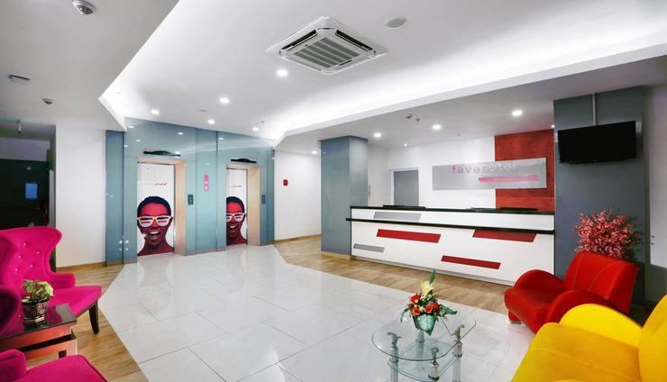 favehotel Olo Padang - Lobi