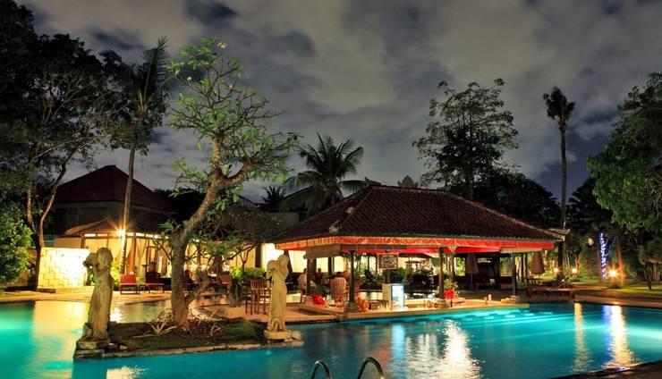 Puri Saron Hotel Seminyak - View