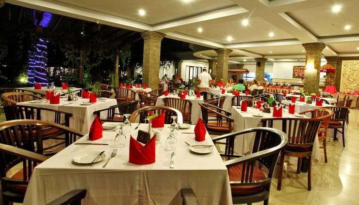 Puri Saron Hotel Seminyak - Restoran Mawar Saron