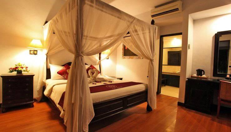 Puri Saron Hotel Seminyak - Deluxe Chalet