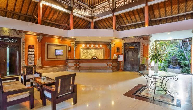 Puri Saron Hotel Seminyak - Lobby