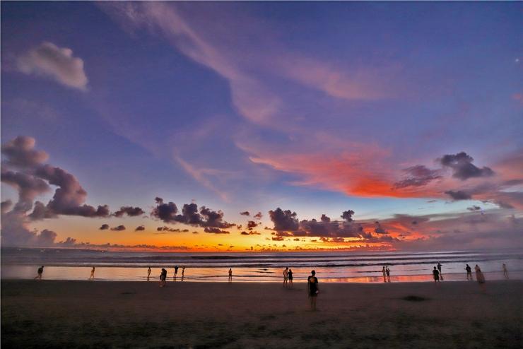 Puri Saron Hotel Seminyak -  Beach