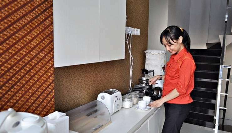 Laksana Inn Solo - Ruang makan