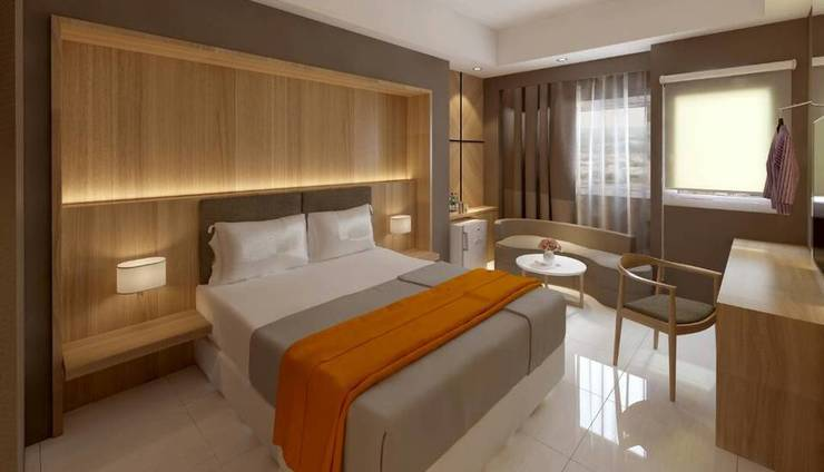 Laksana Inn Solo - Deluxe room