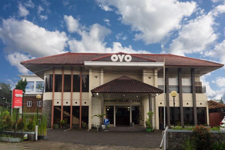 OYO 602 Hotel Hikmat Indah Bandung - FACADE