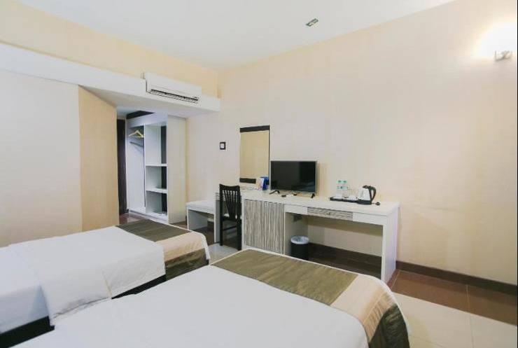 Oval Hotel Surabaya - Superior Room