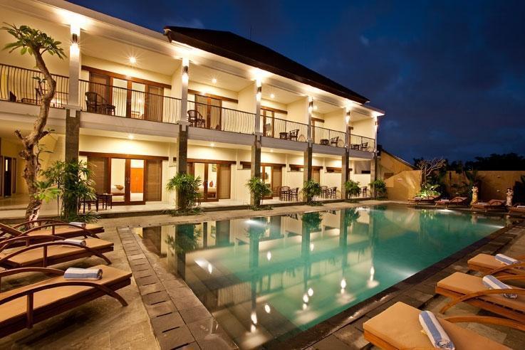 Umasribali Residence Bali - Kolam Renang