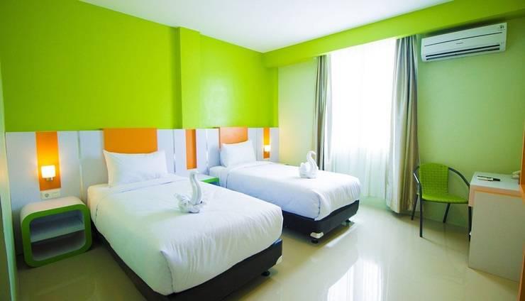 Hannah Hotel Syariah Pesisir Selatan - Deluxe Room