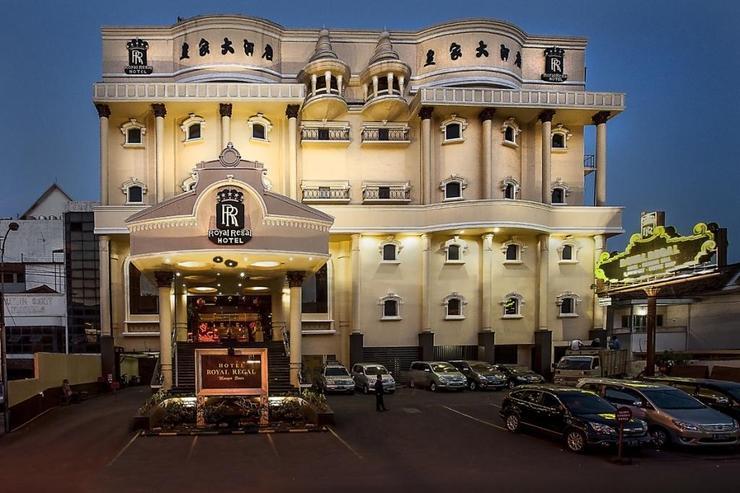 Park Nesia Royal Regal Hotel Jakarta-Mangga Besar Jakarta - Exterior