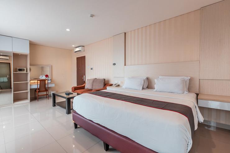 Collection O 26 Hotel Igloo Bekasi - Bedroom