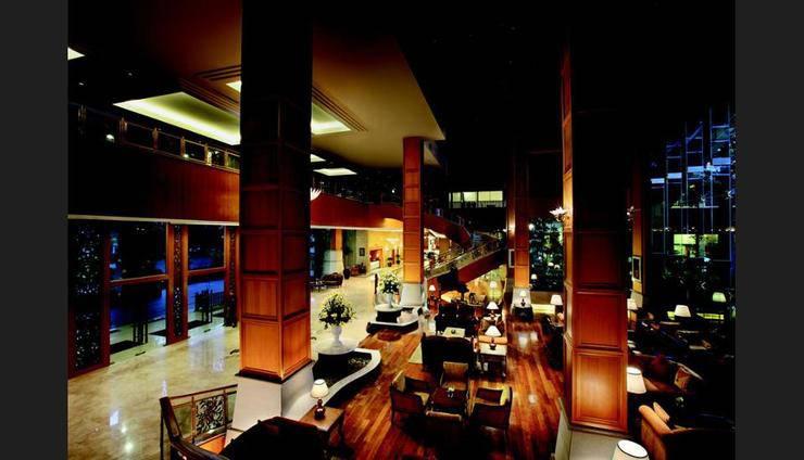Royale Chulan Kuala Lumpur Kuala Lumpur - Lobby