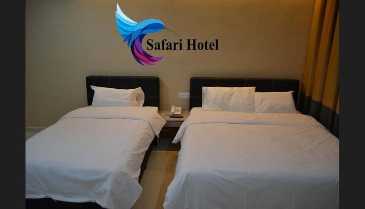 Safari Hotel Kuala Lumpur - Guestroom