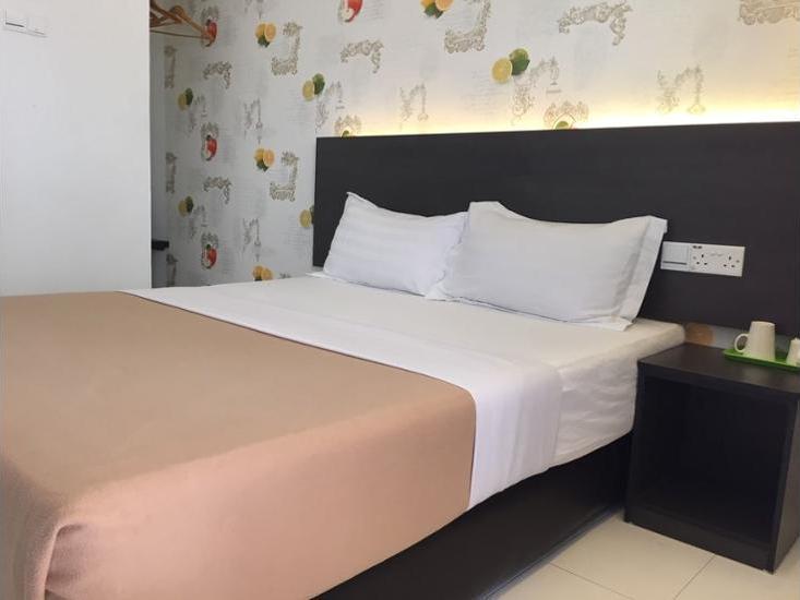 Alamat Review Hotel Apple 1 Hotel Gurney - Penang