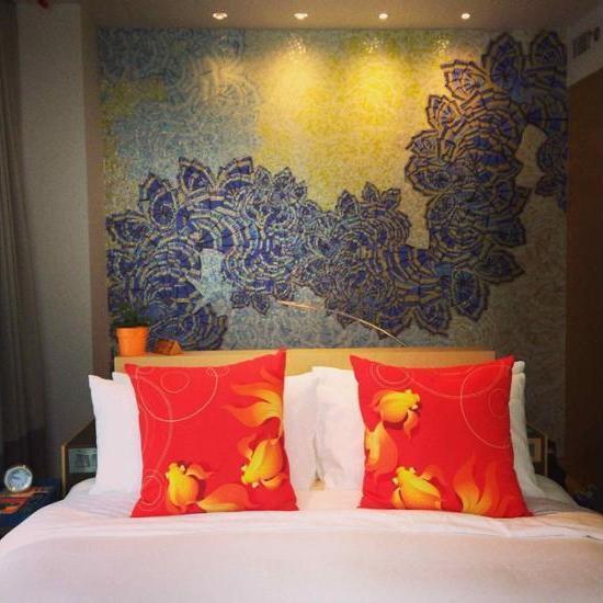 Alamat Harga Kamar Hotel Indigo Hong Kong Island - Hong Kong