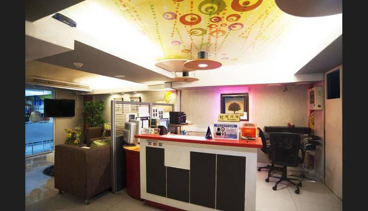 The Richy Place Guest House Bangkok Booking Murah Mulai