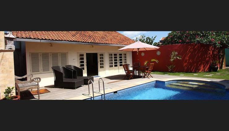 Villa Pondok Terra Yogyakarta - Terrace/Patio