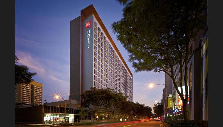 ibis Bencoolen Singapore - Featured Image